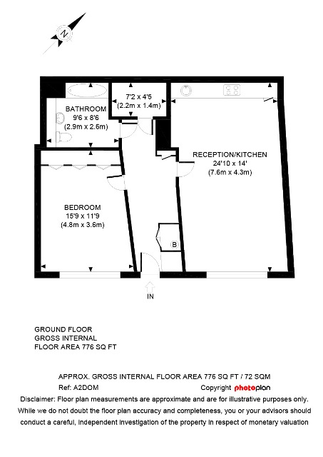 Chardon House floorplan