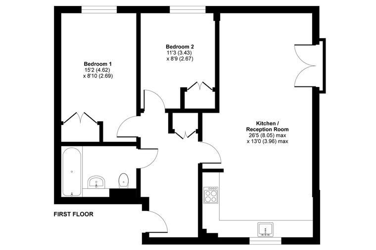 6 Ethelred floorplan